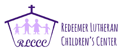Redeemer Lutheran Children's Center Logo